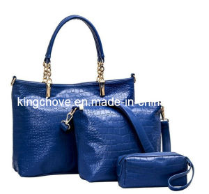 Fashion Blue PU Per Set Mummy Bags / Fashion Bag (KCH25)