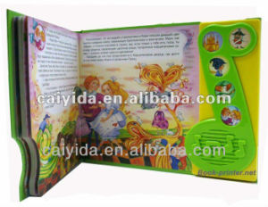 High Quality Popular Children Music Book Printing