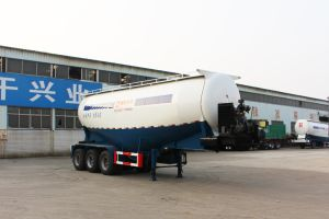 V-Shape Bulk Cement Tank Semi Trailer Best Saler pictures & photos
