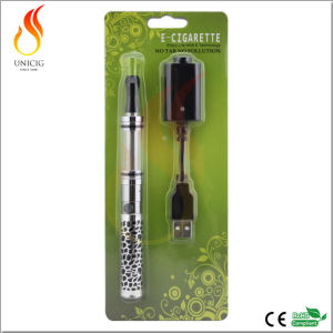 Beautiful E-Cigarette Blister Pack with EGO K Battery