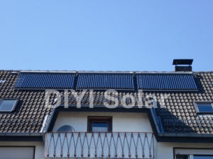 2014 Diyi Heat Pipe Solar Collector