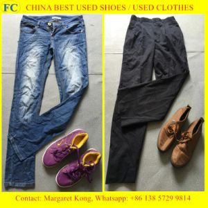 Good Quality Used Clothing Sports Man Wea for African Market (FCD-002)
