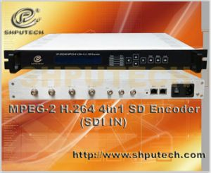 H. 264 SD Encoder (SP-E5224D)
