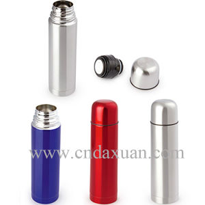 Double Wall Stainless Steel Bullet Vacuum Flask Dn-235b pictures & photos