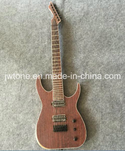 String Through Body 7 String Electric Guitar
