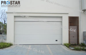 Quality Sectional Door for Garage with Well Density PU Form pictures & photos