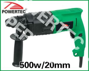500W 20mm Rotary Hammer (PT82501) pictures & photos