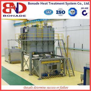 Aluminum Alloy Quenching Furnace with Industrial Furnace