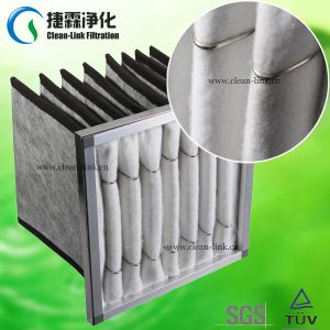 Guangzhou Factory Price Activated Carbon Bag Filter pictures & photos