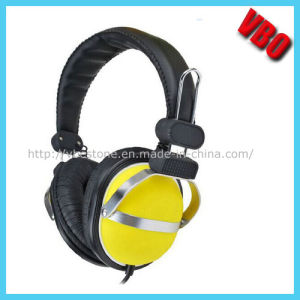 Hot Selling Unique Stereo Headphone with Mic for iPhone (VB-1308D) pictures & photos