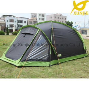 3-4 Person Double Layer 4 Season Camping Hiking Tent