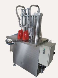 2 Nozzle Filling Machine for Liquid FM-Sdv/5000
