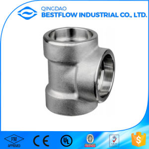 Forged Stainless Steel Pipe Fitting pictures & photos