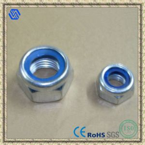 Nylon Insert Lock Nuts (DIN985) pictures & photos