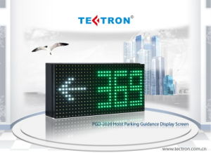 Parking Guidance (PGD-2020) LED Display for Underground Available Parking Lots Guidance