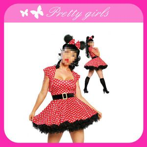 Girls Animal Fancy Dress Costume