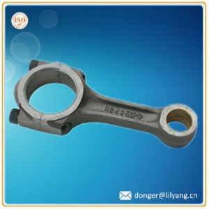 Steel Casting Automotive Motor Connecting Rod, Connecting Link
