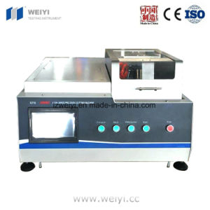 Gtq-5000b Precision High Speed Cutting Machine for Testing Equipment pictures & photos