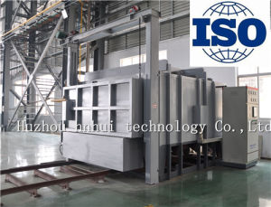 Customized Car Type Industrial Electric Continuous Annealing Furnace
