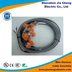 OEM Supply Electric Scooter Wire Harness for Truck 160 Trailer ABS china oem supply electric scooter wire harness for truck trailer abs
