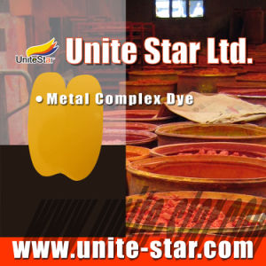 Metal Complex Solvent Dye (Solvent Yellow 79) for Leather Finising pictures & photos