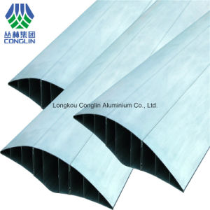 Aluminium Alloy Extrusion Sunshade Profiles