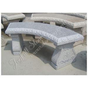Curved Granite Bench (GT-199-1)