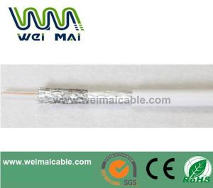 Tri-Shield Coaxial Cable RG6 (WMM031) pictures & photos