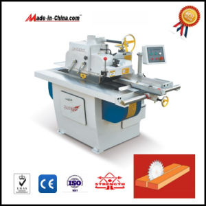 Top Quality Wood Cutting Machine with Single Straight Line pictures & photos