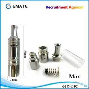Lmt E Cigarette EGO Atomizer with Max Glass Herb Atomizer (Max)