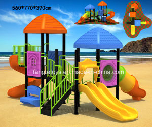 Outdoor Commercial Playground Equipment FF-PP205