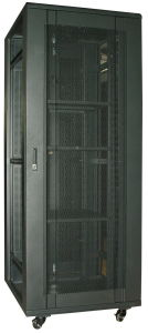 Wide Server Rack with High Density Vented Door (WB3)