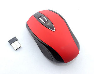 2.4G Wireless Optical USB Mouse (NV-M403RF)