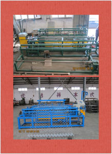 Full Automatic Chain Link Fence Machine Factory