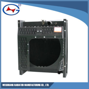 Sc4h95D2: Water Radiator for Shanghai Diesel Engine pictures & photos