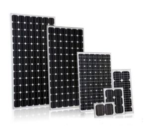 80W Popular Mono Solar Panel with 36PCS Cells pictures & photos
