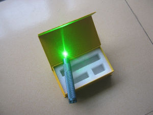Lm-304 100mw 532nm Green Laser Pointer Light Match Within 1s