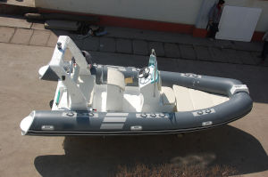 5.2 Meter Rigid Inflatable Boat/Inflatable Boat/Sport Fishing Boat (RIB 520A)