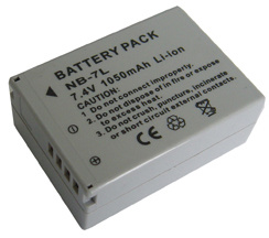 Digital Camera Battery/Camcorder Battery for Canon (NB-7L)