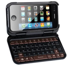 T7000 WiFi TV Qwerty Dual SIM Mobile Phone With Leather Case