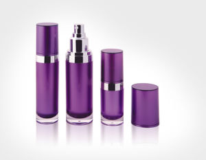 Fine Workmanship and Exquisite Workmanship Cosmetic Bottle (JY908) pictures & photos