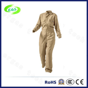European Standard OEM Highest Quality Breathable Cotton Coverall Workwear pictures & photos