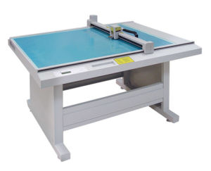 Ditital Flatbed Cutter Plotter for Pattern pictures & photos