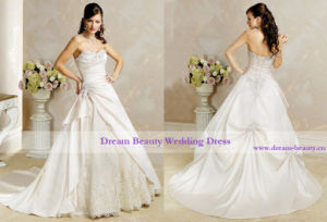 Wedding Gown & Bridal Gown (Hs15-Mic)