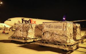 FedEx to Southeast Asia