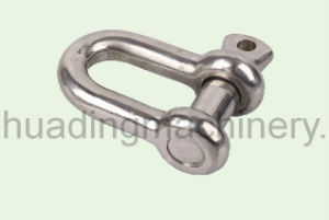 Stainless Steel Rigging Screw Pin Chain Shackle
