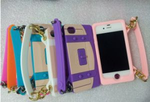 Good Quality Creative Gift Cloth Mobile Phone Housings for iPhone HTC One S