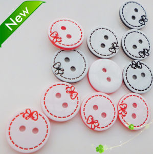 20L Diameter 12.5mmlovely Polyester Children Button
