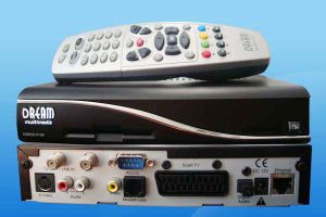 Dm600s PVR Dreambox Digital Satellite Receiver, Suitable for Worldwide
