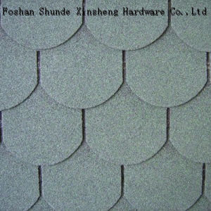 Fish-Scale Tiles for Roofing (HOT)